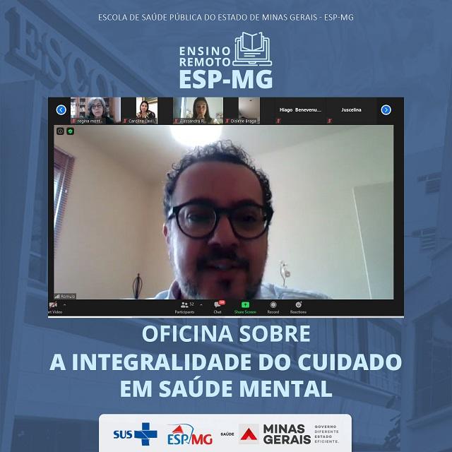 Superintendente Regional de Saúde de Governador Valadares, Rômulo Gusmão