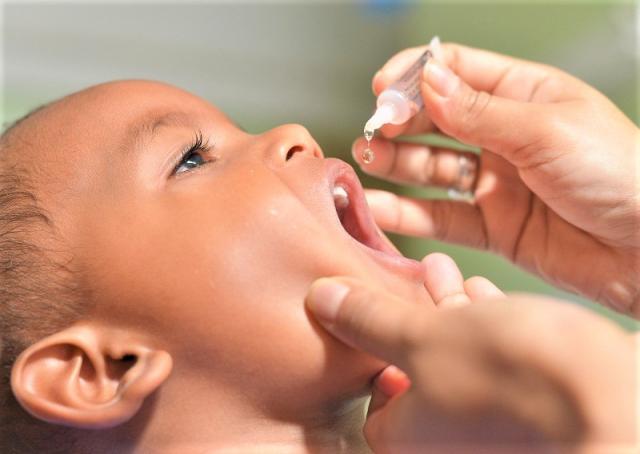 vacina polio